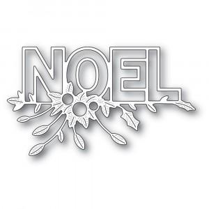 Poppy Stamps Stanzschablone - Festive Noel