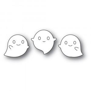 Poppy Stamps Stanzschablone - Squeaker Ghosts