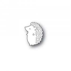 Poppy Stamps Stanzschablone - Whittle Hedgehog