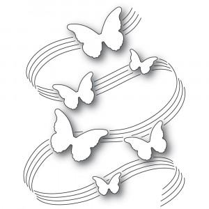 Poppy Stamps Stanzschablone - Butterfly Symphony