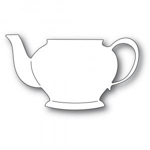 Poppy Stamps Stanzschablone - Grandma's Teapot