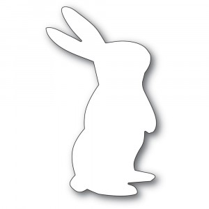 Poppy Stamps Stanzschablone - Wishful Bunny