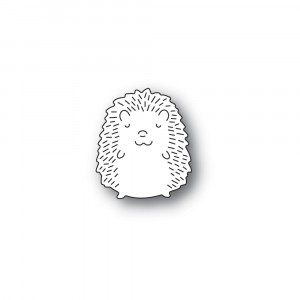 Poppy Stamps Stanzschablone - Whittle Papa Hedgehog