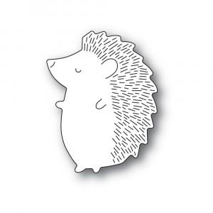 Poppy Stamps Stanzschablone - Big Hedgehog Left