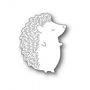 Poppy Stamps Stanzschablone - Big Hedgehog Right