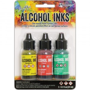 Adirondack Alcohol Inks - 3er Set Key West