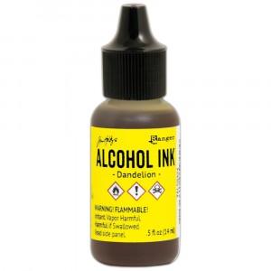 Adirondack Alcohol Ink - Dandelion