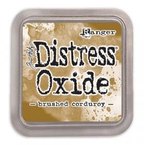 Ranger Distress Oxide Stempelkissen - Brushed Corduroy