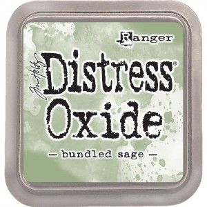 Ranger Distress Oxide Stempelkissen - Bundled Sage
