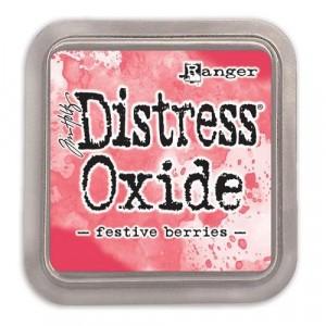 Ranger Distress Oxide Stempelkissen - Festive Berries