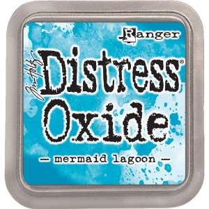 Ranger Distress Oxide Stempelkissen - Mermaid Lagoon