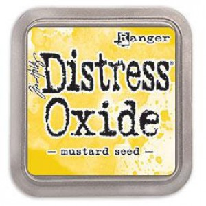 Ranger Distress Oxide Stempelkissen - Mustard Seed