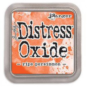 Ranger Distress Oxide Stempelkissen - Ripe Persimmon