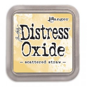 Ranger Distress Oxide Stempelkissen - Scattered Straw