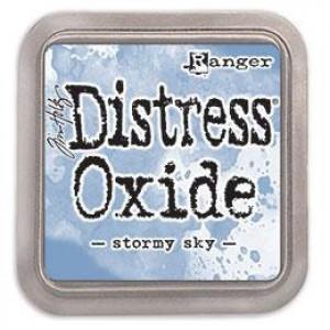 Ranger Distress Oxide Stempelkissen - Stormy Sky