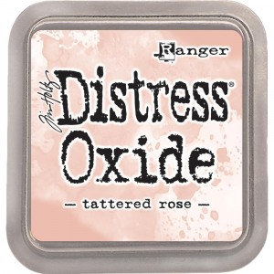 Ranger Distress Oxide Stempelkissen - Tattered Rose