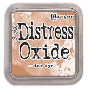 Ranger Distress Oxide Stempelkissen - Tea Dye