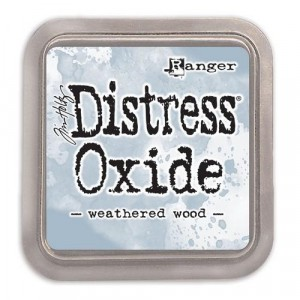 Ranger Distress Oxide Stempelkissen - Weathered Wood