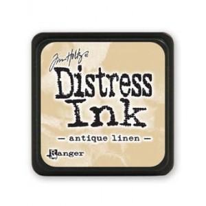 Ranger Distress Mini Stempelkissen - Antique Linen