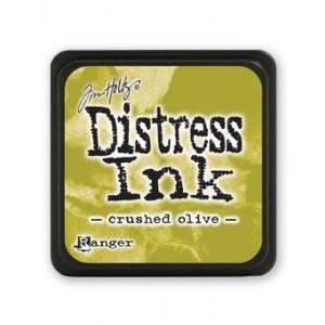 Ranger Distress Mini Stempelkissen - Crushed Olive