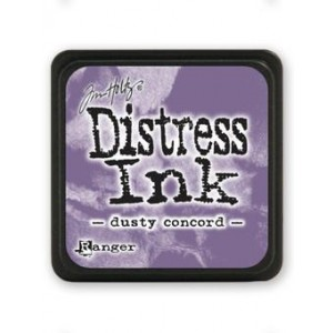 Ranger Distress Mini Stempelkissen - Dusty Concord