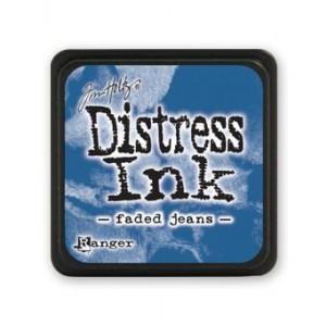 Ranger Distress Mini Stempelkissen - Faded Jeans