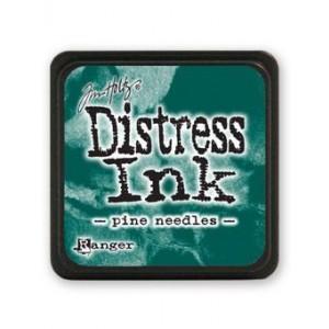 Ranger Distress Mini Stempelkissen - Pine Needles