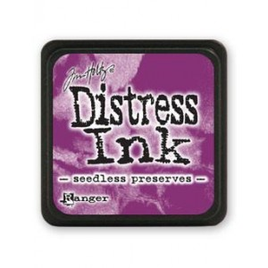Ranger Distress Mini Stempelkissen - Seedless Preserves