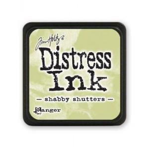 Ranger Distress Mini Stempelkissen - Shabby Shutters