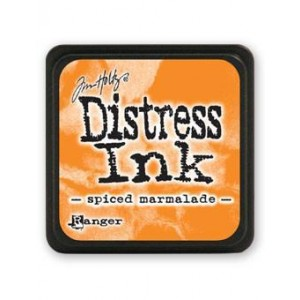 Ranger Distress Mini Stempelkissen - Spiced Marmalade