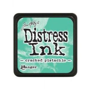 Ranger Distress Mini Stempelkissen - Cracked Pistachio