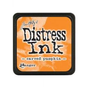 Ranger Distress Mini Stempelkissen - Carved Pumpkin
