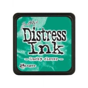 Ranger Distress Mini Stempelkissen - Lucky Clover