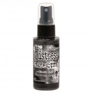 Ranger Distress Oxide Spray - Black Soot