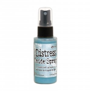 Ranger Distress Oxide Spray - Tumbled Glass