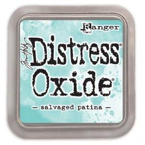 Ranger Distress Oxide Stempelkissen - Salvaged Patina