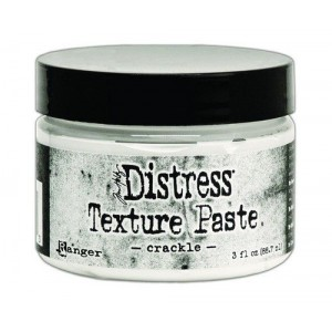 Ranger Distress Texture Paste Crackle