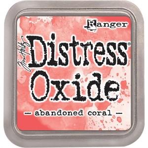 Ranger Distress Oxide Stempelkissen - Abandoned Coral