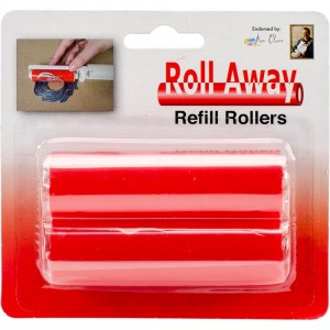 Stick It Roll Away Tacky Roller - Nachfüll-Pack 2 Stk.