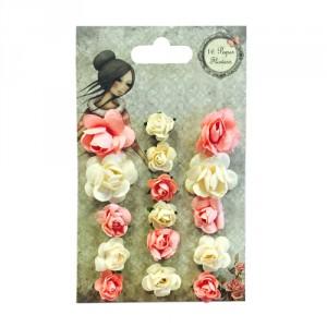 Santoro Mirabelle Collection - Paper Flowers