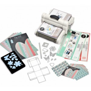 Sizzix Big Shot Plus Stanzmaschine A4 Starterset