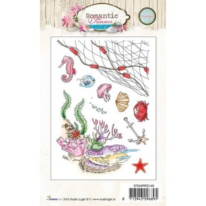 Studio Light Clear Stamps - Unter Wasser
