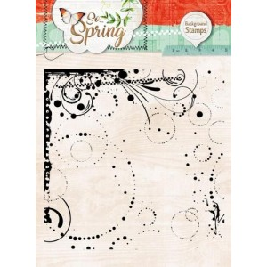 Studio Light Clear Stamps 14x14 - So Spring Nr. 286