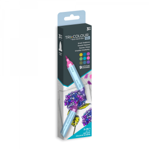 Spectrum Noir TriColour Aqua Markers - Great Outdoors