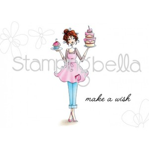 Stamping Bella Cling Stamps - Cakeabella