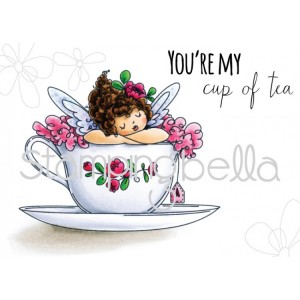 Stamping Bella Cling Stamps - Ednas Cup Of Tea