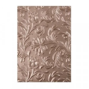 Sizzix 3D Embossing Folder Prägeschablone - Botanical