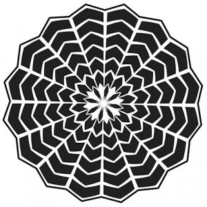 Crafter's Workshop Template 6X6 - Web Doily