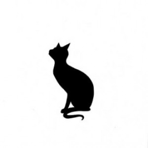 Lavinia Stamps - Witches Cat