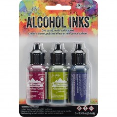 Adirondack Alcohol Inks - 3er Set Farmers Market
